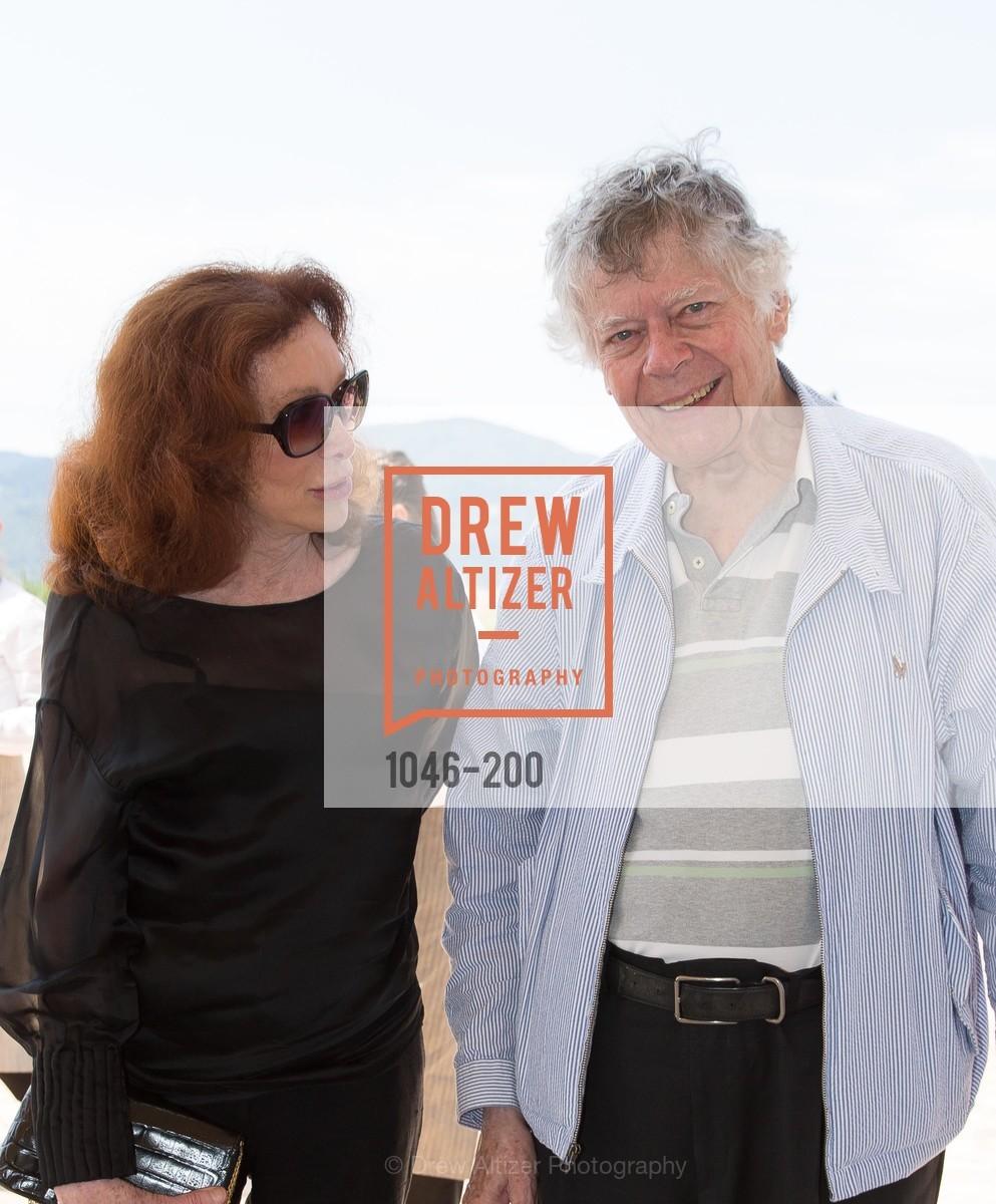 Ann Getty, Gordon Getty, Photo #1046-200