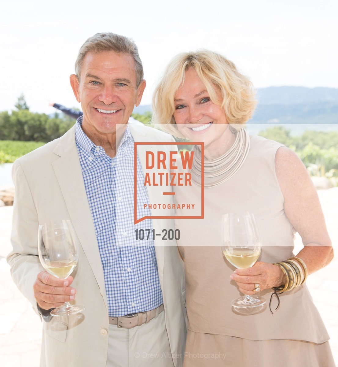 Craig Hall, Kathryn Hall, Festival del Sole Brunello Cucinelli Luncheon Hosted by Hall Wines and Neiman Marcus, P\. 56 Auberge Rd, July 19th, 2015,Drew Altizer, Drew Altizer Photography, full-service agency, private events, San Francisco photographer, photographer california