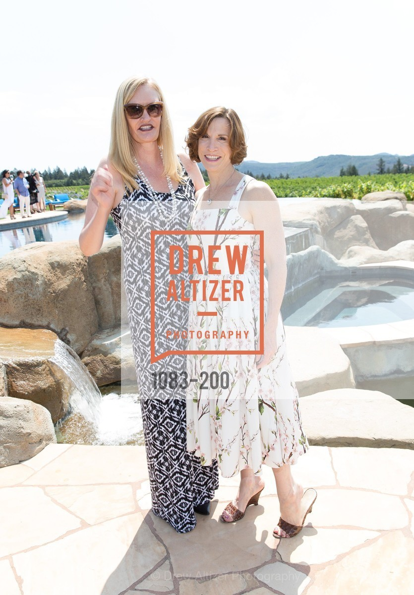 Beth Townsend, Maria Quiros, Festival del Sole Brunello Cucinelli Luncheon Hosted by Hall Wines and Neiman Marcus, P\. 56 Auberge Rd, July 19th, 2015,Drew Altizer, Drew Altizer Photography, full-service agency, private events, San Francisco photographer, photographer california