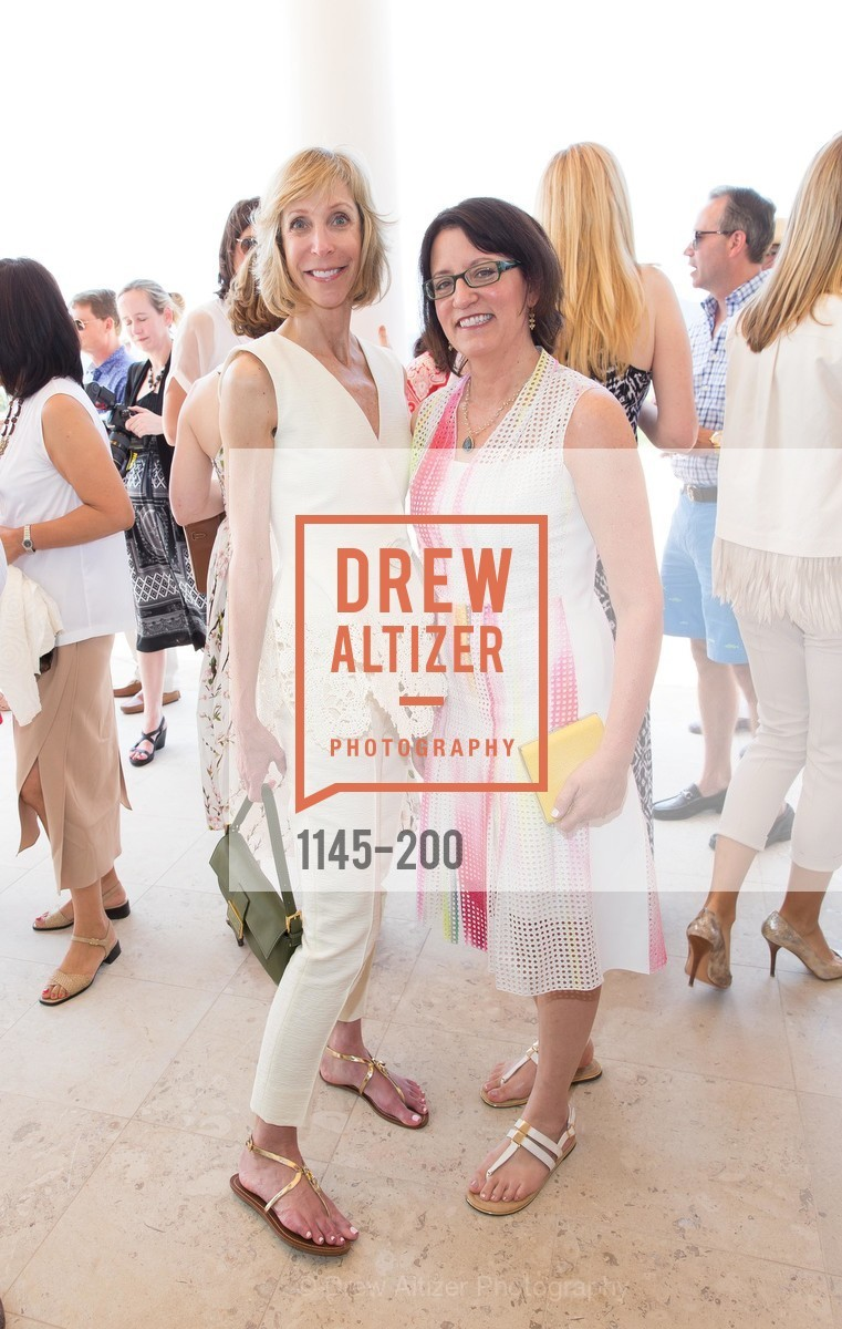 Nancy Kukacka, Susan Breslauer, Festival del Sole Brunello Cucinelli Luncheon Hosted by Hall Wines and Neiman Marcus, P\. 56 Auberge Rd, July 19th, 2015,Drew Altizer, Drew Altizer Photography, full-service agency, private events, San Francisco photographer, photographer california