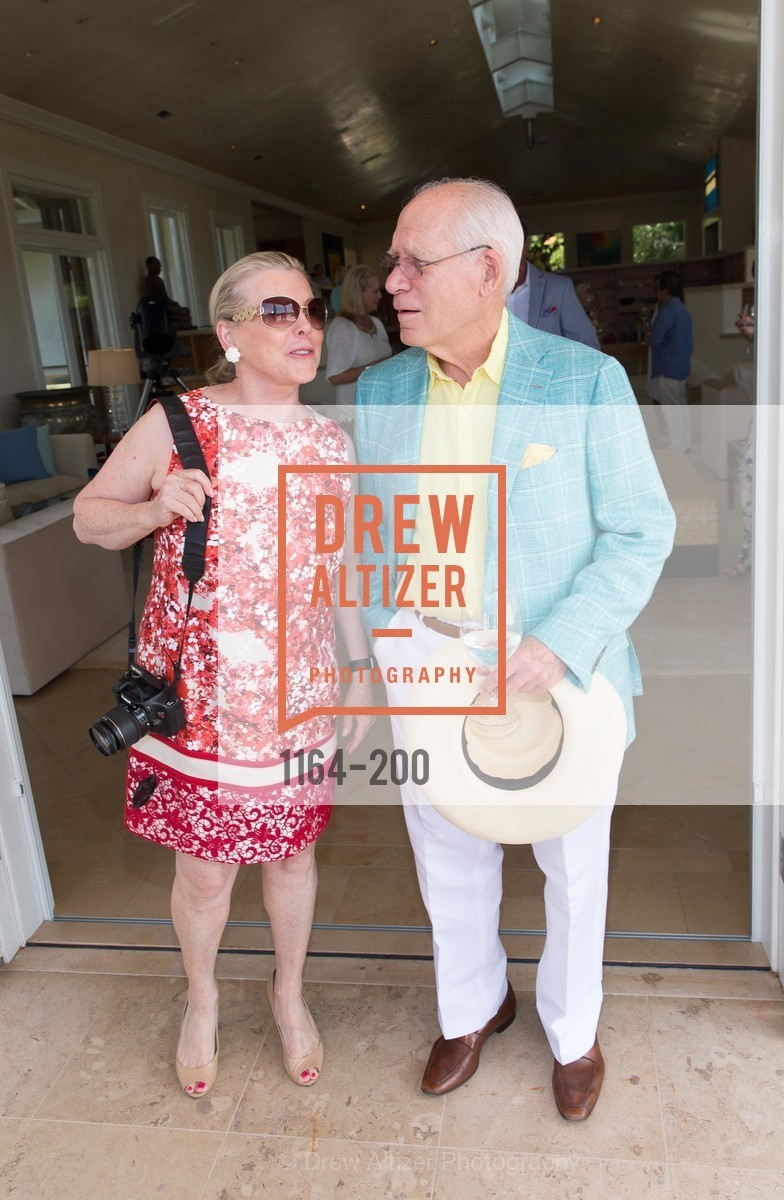 Jeanne Lawrence, Gary Shansby, Festival del Sole Brunello Cucinelli Luncheon Hosted by Hall Wines and Neiman Marcus, P\. 56 Auberge Rd, July 19th, 2015,Drew Altizer, Drew Altizer Photography, full-service agency, private events, San Francisco photographer, photographer california