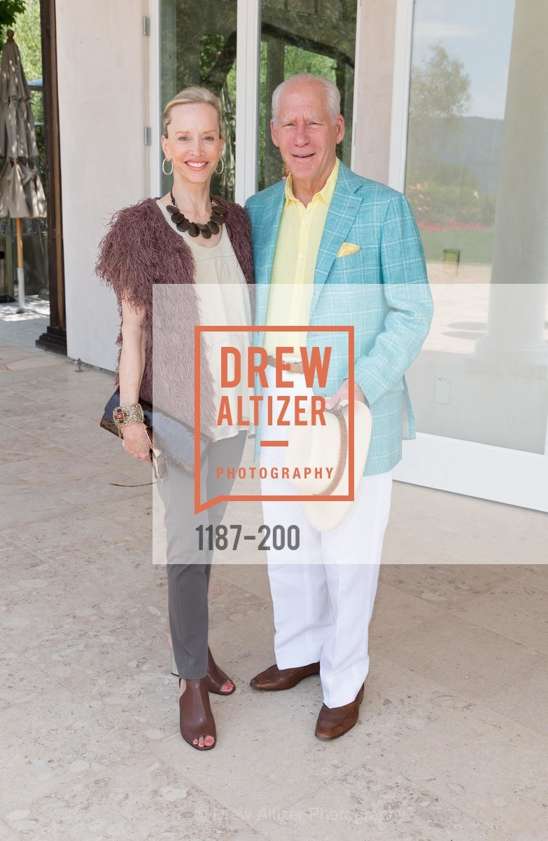 O.J. Shansby, Gary Shansby, Festival del Sole Brunello Cucinelli Luncheon Hosted by Hall Wines and Neiman Marcus, P\. 56 Auberge Rd, July 19th, 2015,Drew Altizer, Drew Altizer Photography, full-service agency, private events, San Francisco photographer, photographer california