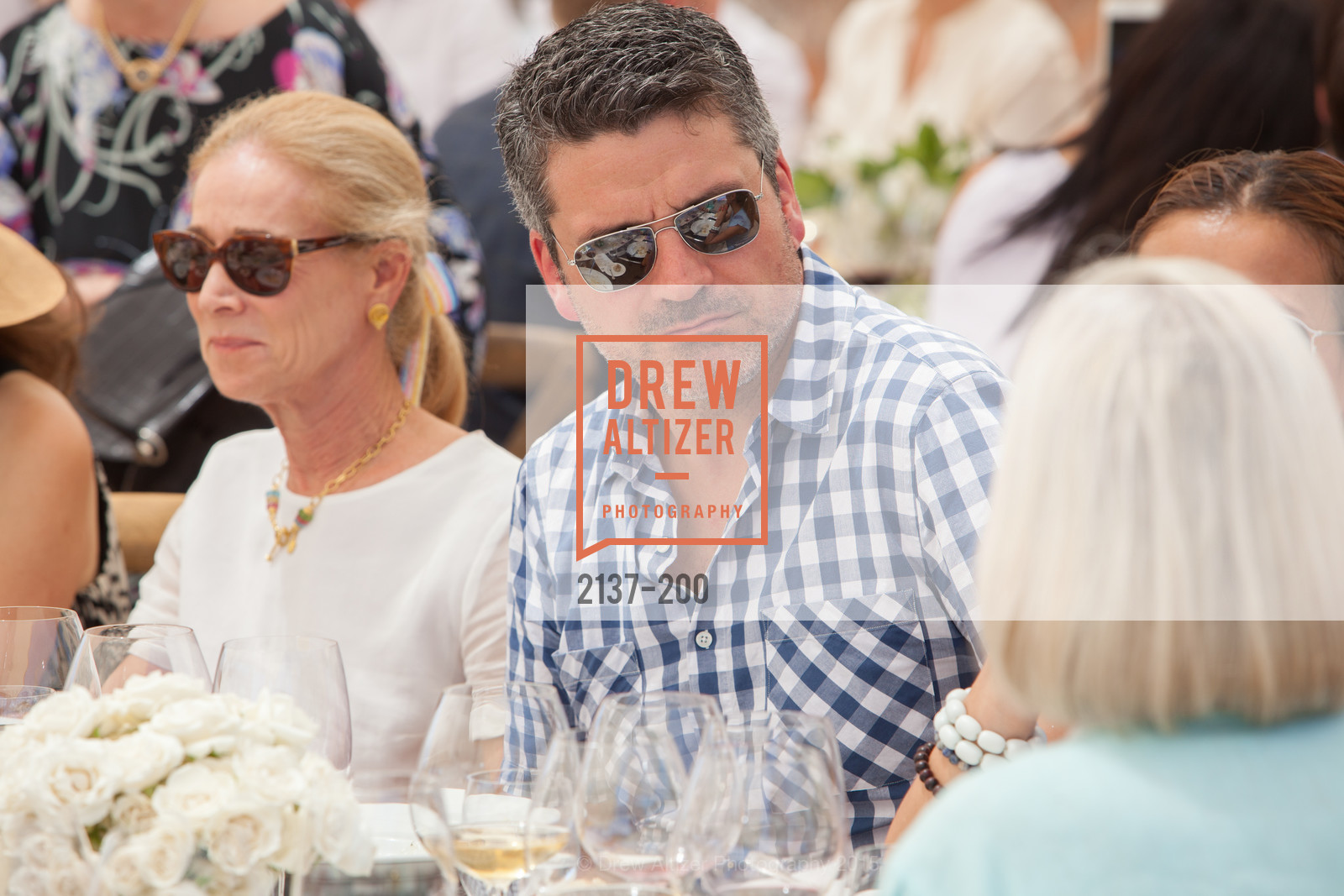 Trevor Neilson, Festival del Sole Brunello Cucinelli Luncheon Hosted by Hall Wines and Neiman Marcus, P\. 56 Auberge Rd, July 19th, 2015,Drew Altizer, Drew Altizer Photography, full-service event agency, private events, San Francisco photographer, photographer California