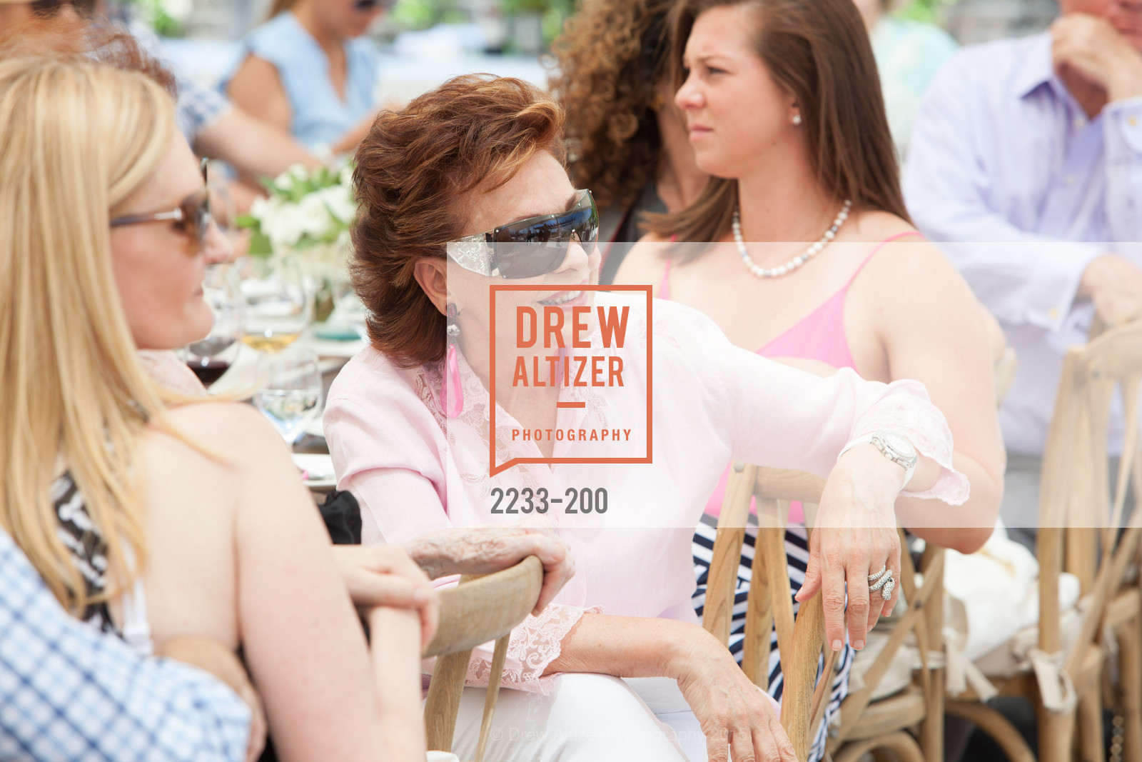 Maria Manetti Shrem, Festival del Sole Brunello Cucinelli Luncheon Hosted by Hall Wines and Neiman Marcus, P\. 56 Auberge Rd, July 19th, 2015,Drew Altizer, Drew Altizer Photography, full-service agency, private events, San Francisco photographer, photographer california