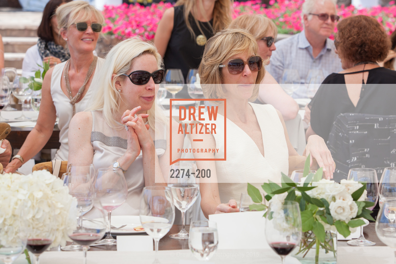 Nancy Kukacka, Festival del Sole Brunello Cucinelli Luncheon Hosted by Hall Wines and Neiman Marcus, P\. 56 Auberge Rd, July 19th, 2015,Drew Altizer, Drew Altizer Photography, full-service agency, private events, San Francisco photographer, photographer california