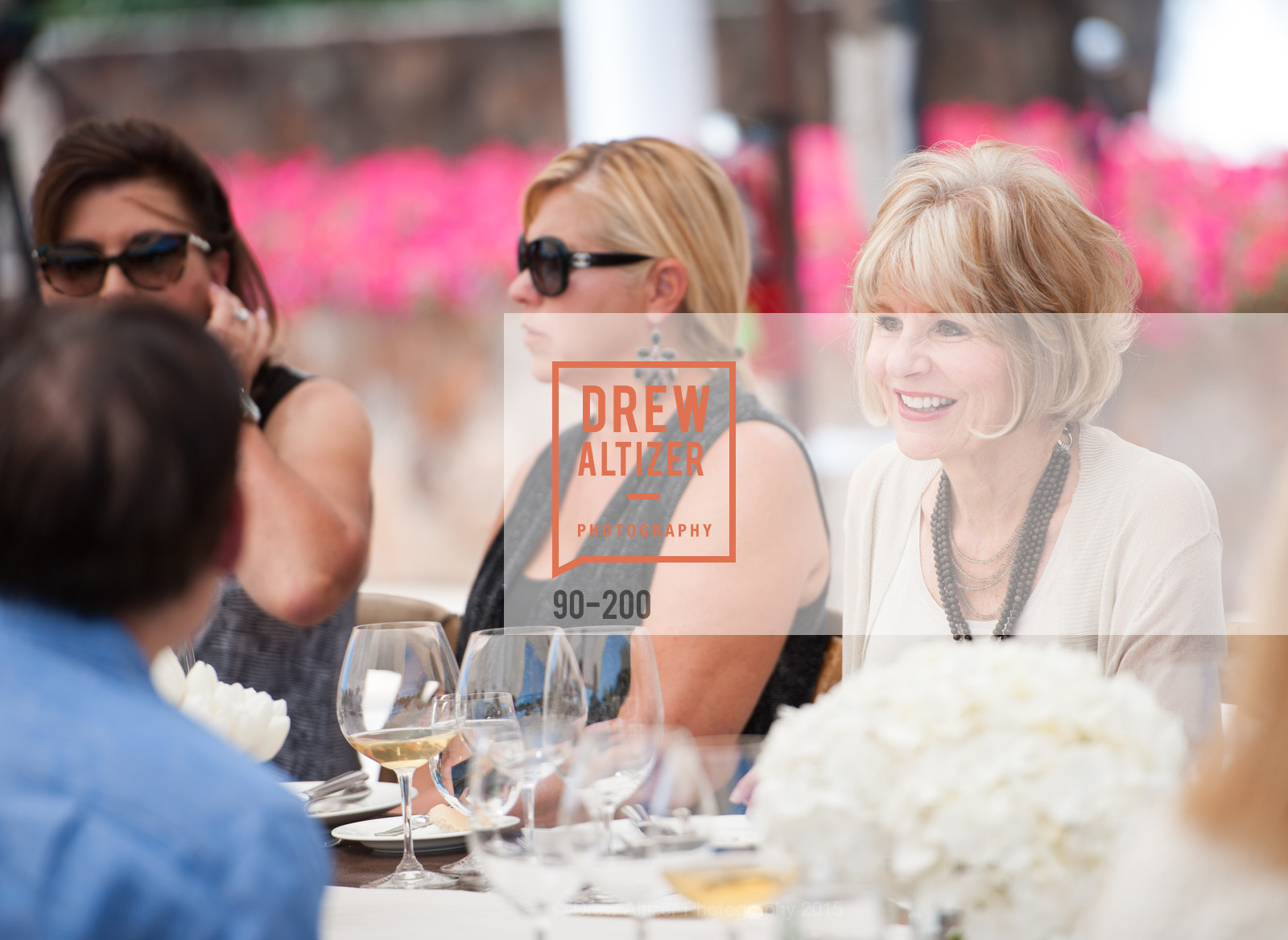 Daria Barta, Festival del Sole Brunello Cucinelli Luncheon Hosted by Hall Wines and Neiman Marcus, P\. 56 Auberge Rd, July 19th, 2015,Drew Altizer, Drew Altizer Photography, full-service event agency, private events, San Francisco photographer, photographer California