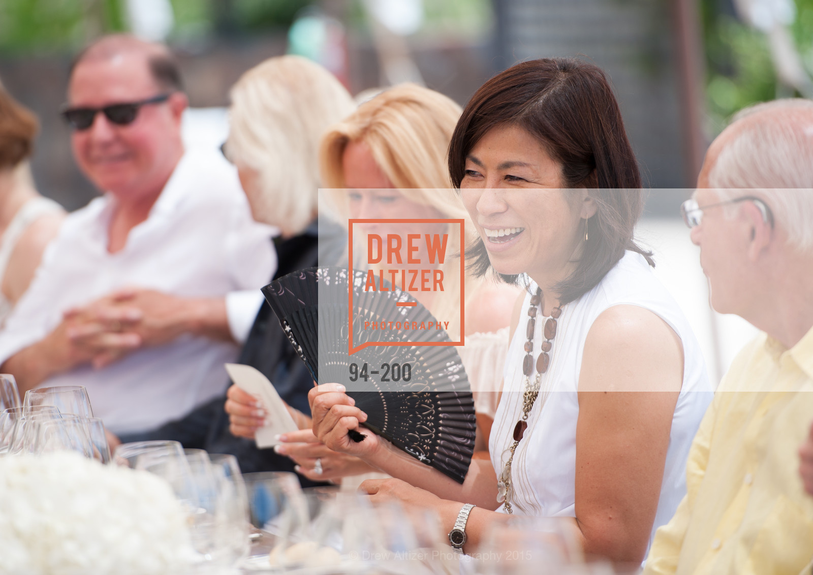 Naoko Dalla Valle, Festival del Sole Brunello Cucinelli Luncheon Hosted by Hall Wines and Neiman Marcus, P\. 56 Auberge Rd, July 19th, 2015,Drew Altizer, Drew Altizer Photography, full-service event agency, private events, San Francisco photographer, photographer California
