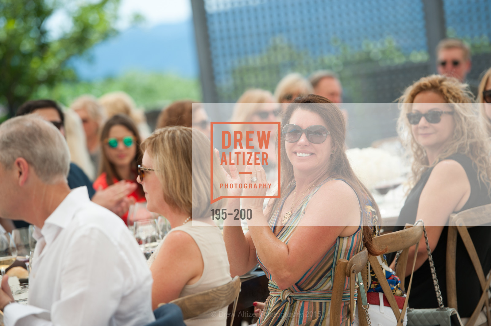 Extras, Festival del Sole Brunello Cucinelli Luncheon Hosted by Hall Wines and Neiman Marcus, July 19th, 2015, Photo,Drew Altizer, Drew Altizer Photography, full-service event agency, private events, San Francisco photographer, photographer California