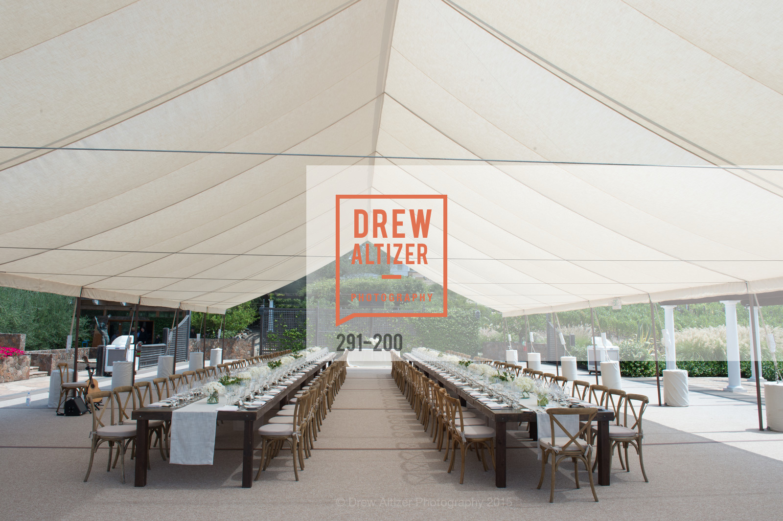 Atmosphere, Festival del Sole Brunello Cucinelli Luncheon Hosted by Hall Wines and Neiman Marcus, P\. 56 Auberge Rd, July 19th, 2015