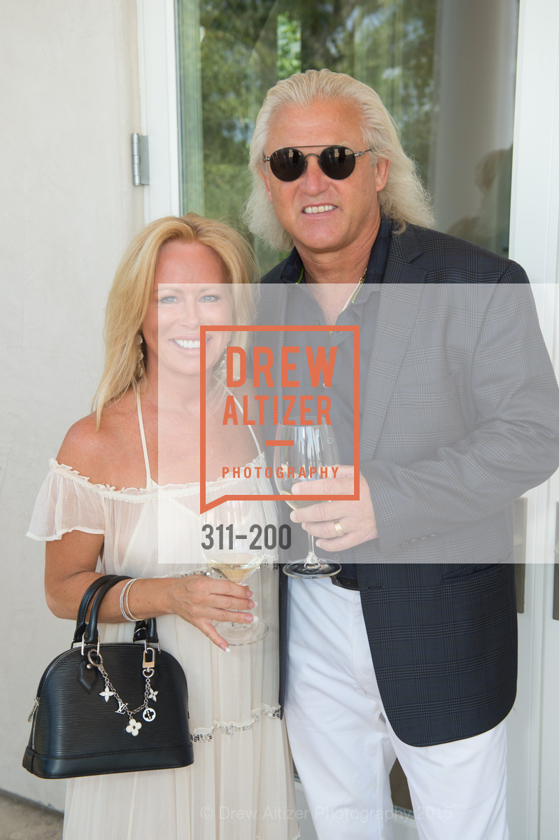 Louise Lischewski, Chris Lischewski, Festival del Sole Brunello Cucinelli Luncheon Hosted by Hall Wines and Neiman Marcus, P\. 56 Auberge Rd, July 19th, 2015,Drew Altizer, Drew Altizer Photography, full-service event agency, private events, San Francisco photographer, photographer California
