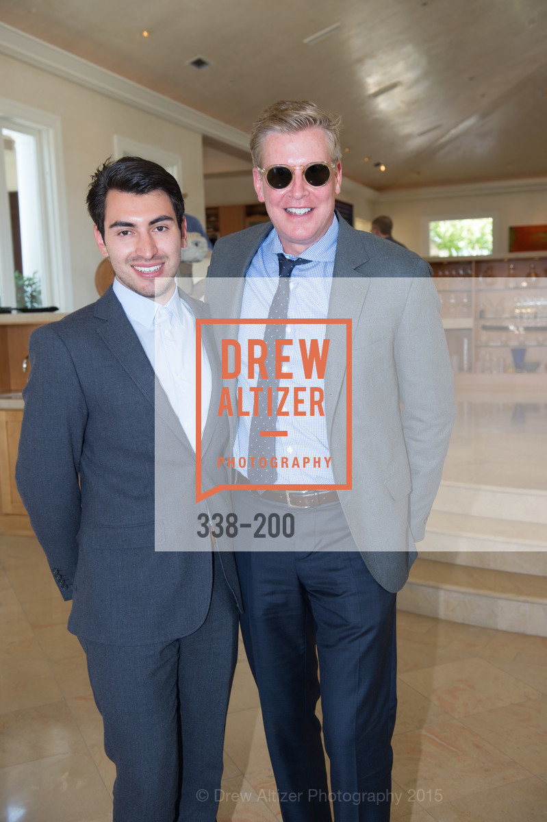 Dan Rowland, Michael Mendenhall, Festival del Sole Brunello Cucinelli Luncheon Hosted by Hall Wines and Neiman Marcus, P\. 56 Auberge Rd, July 19th, 2015,Drew Altizer, Drew Altizer Photography, full-service agency, private events, San Francisco photographer, photographer california