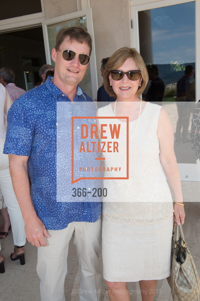 Malcolm Winspear, Jill Winspear, Festival del Sole Brunello Cucinelli Luncheon Hosted by Hall Wines and Neiman Marcus, P\. 56 Auberge Rd, July 19th, 2015,Drew Altizer, Drew Altizer Photography, full-service agency, private events, San Francisco photographer, photographer california