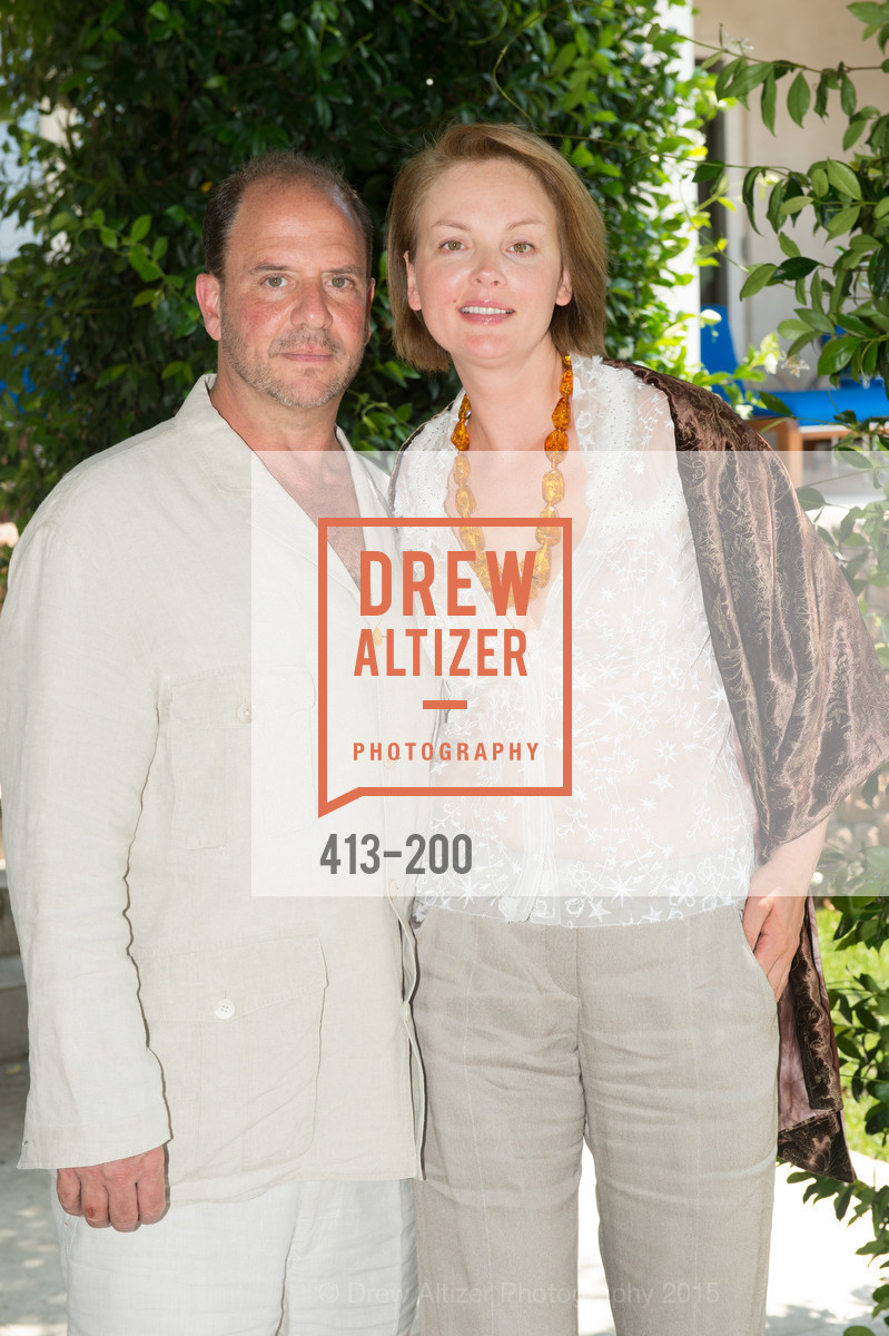 Barrett Wissman, Nina Kotova, Festival del Sole Brunello Cucinelli Luncheon Hosted by Hall Wines and Neiman Marcus, P\. 56 Auberge Rd, July 19th, 2015,Drew Altizer, Drew Altizer Photography, full-service agency, private events, San Francisco photographer, photographer california