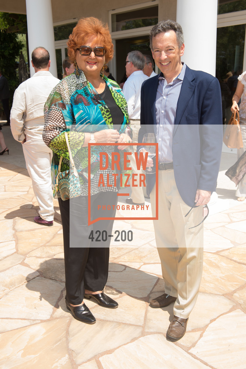 Tatiana Copeland, Rick Walker, Festival del Sole Brunello Cucinelli Luncheon Hosted by Hall Wines and Neiman Marcus, P\. 56 Auberge Rd, July 19th, 2015,Drew Altizer, Drew Altizer Photography, full-service agency, private events, San Francisco photographer, photographer california