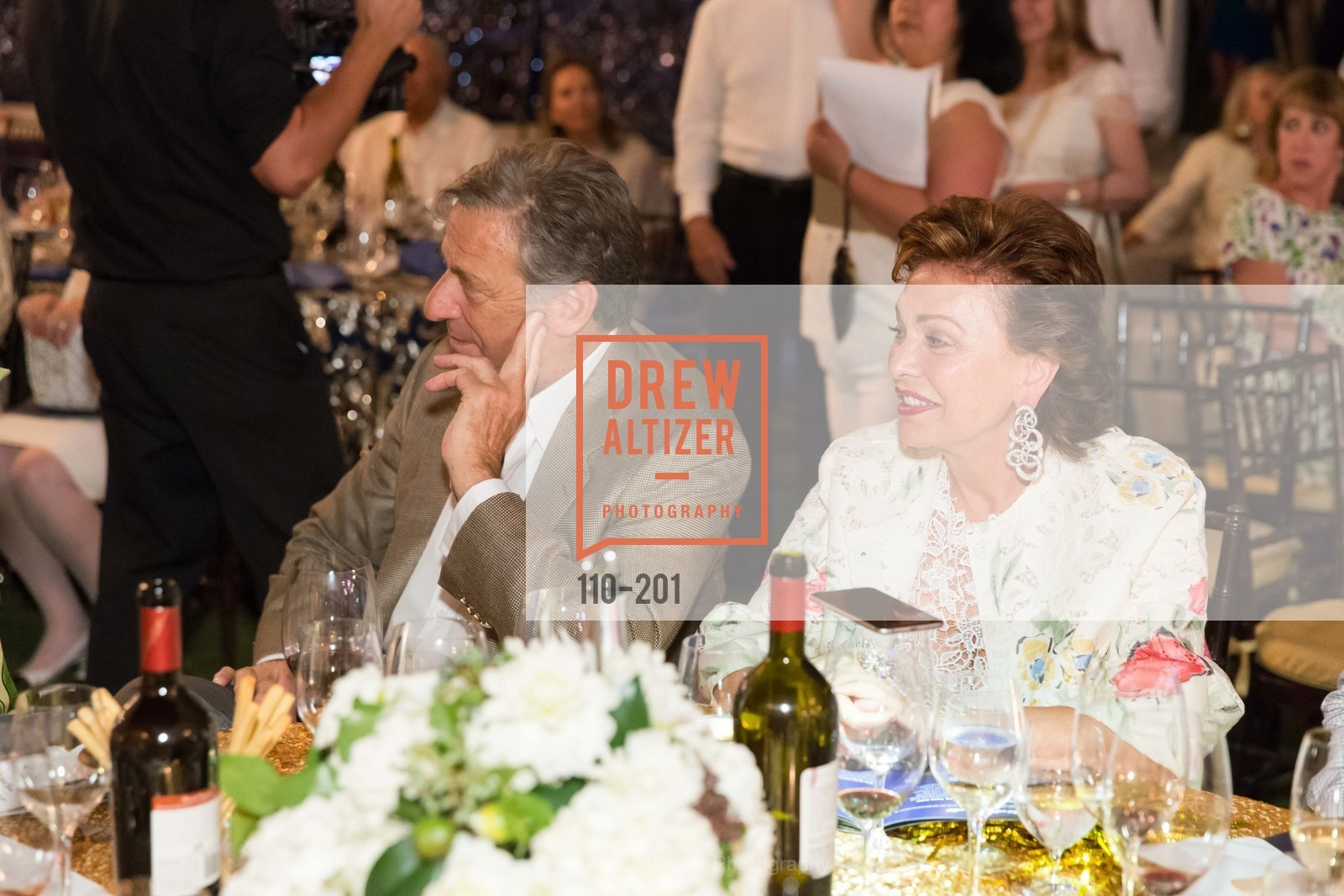 Paul Pelosi, Maria Manetti Shrem, Festival del Sole Annual Gala at Meadowood Napa Valley, Meadowood Napa Valley. 900 Meadowood Ln, July 19th, 2015,Drew Altizer, Drew Altizer Photography, full-service agency, private events, San Francisco photographer, photographer california