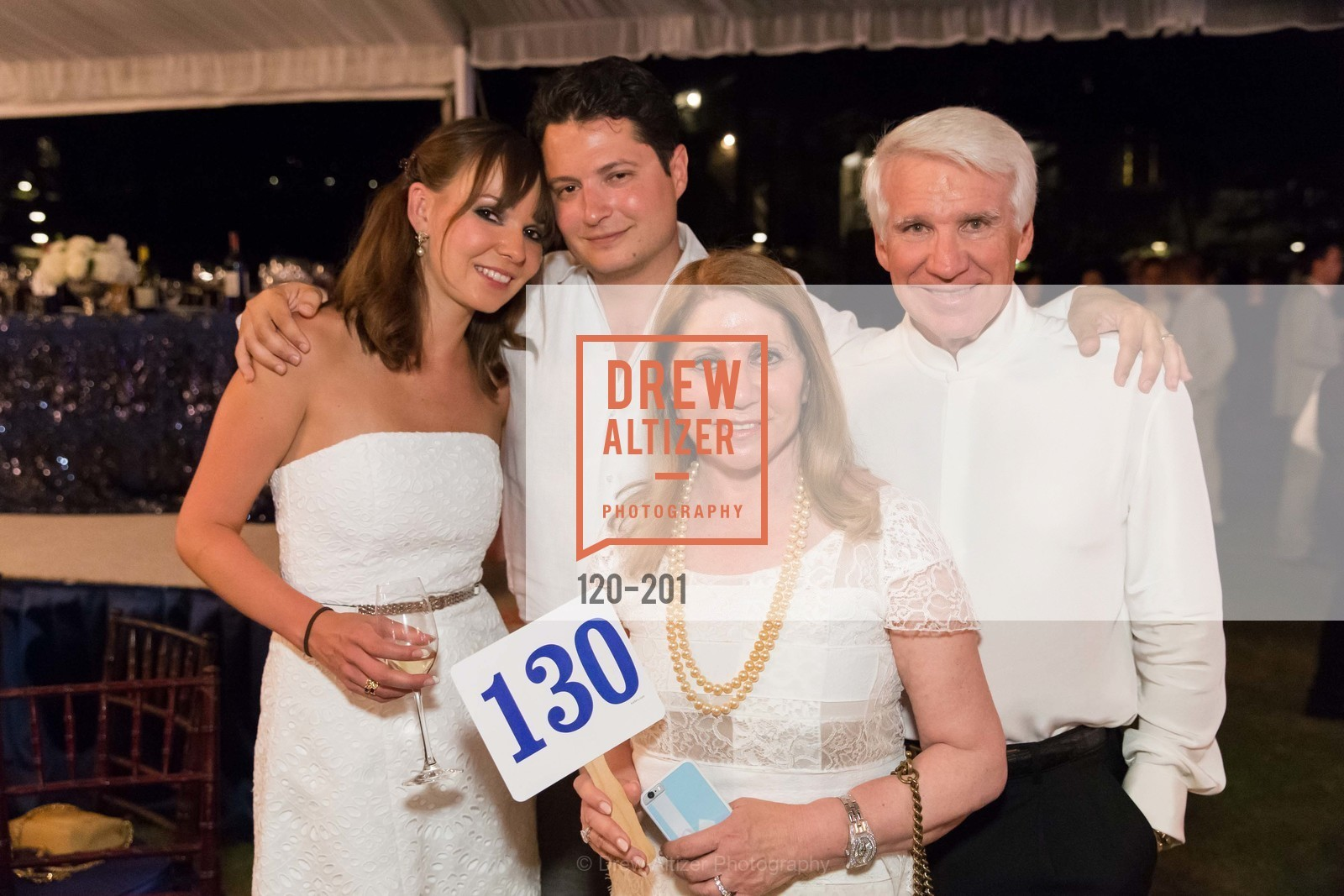 Olya Troxel, Serge Troxel, Athena Blackburn, Timothy Blackburn, Festival del Sole Annual Gala at Meadowood Napa Valley, Meadowood Napa Valley. 900 Meadowood Ln, July 19th, 2015,Drew Altizer, Drew Altizer Photography, full-service event agency, private events, San Francisco photographer, photographer California