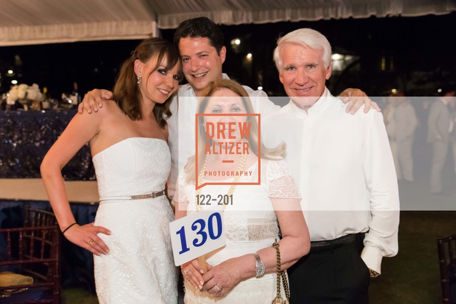 Olya Troxel, Serge Troxel, Athena Blackburn, Timothy Blackburn, Festival del Sole Annual Gala at Meadowood Napa Valley, Meadowood Napa Valley. 900 Meadowood Ln, July 19th, 2015,Drew Altizer, Drew Altizer Photography, full-service agency, private events, San Francisco photographer, photographer california