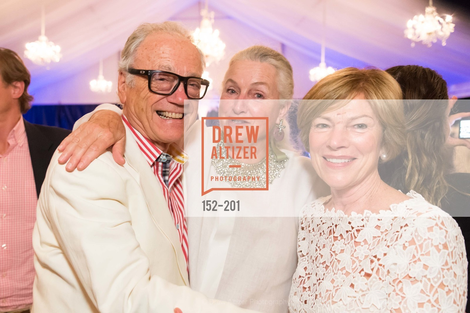 Agustin Huneeus, Elizabeth Swanson, Pam Kramlich, Festival del Sole Annual Gala at Meadowood Napa Valley, Meadowood Napa Valley. 900 Meadowood Ln, July 19th, 2015,Drew Altizer, Drew Altizer Photography, full-service agency, private events, San Francisco photographer, photographer california