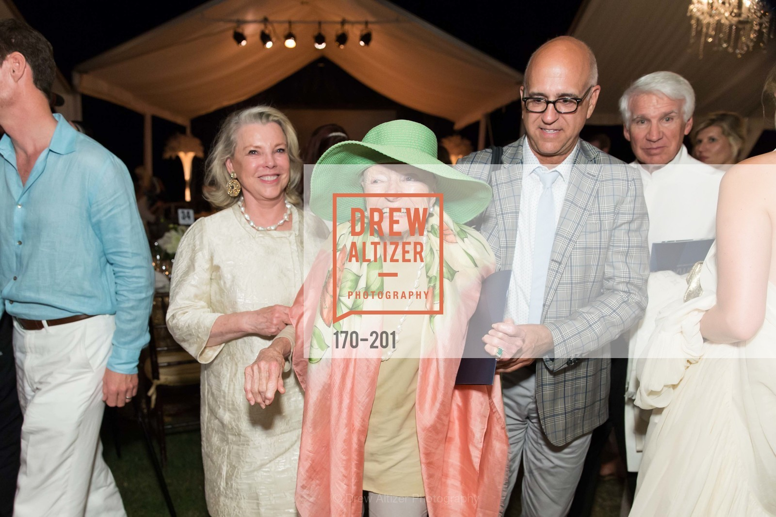 Jeanne Lawrence, Margrit Mondavi, Ken Monnen, Festival del Sole Annual Gala at Meadowood Napa Valley, Meadowood Napa Valley. 900 Meadowood Ln, July 19th, 2015,Drew Altizer, Drew Altizer Photography, full-service event agency, private events, San Francisco photographer, photographer California