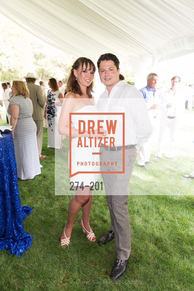 Olya Troxel, Serge Troxel, Festival del Sole Annual Gala at Meadowood Napa Valley, Meadowood Napa Valley. 900 Meadowood Ln, July 19th, 2015,Drew Altizer, Drew Altizer Photography, full-service agency, private events, San Francisco photographer, photographer california