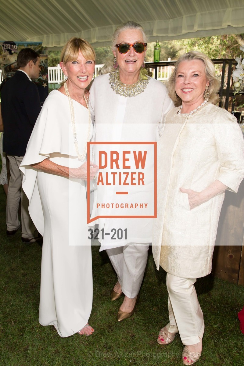 Marylou Maier, Elizabeth Swanson, Jeanne Lawrence, Festival del Sole Annual Gala at Meadowood Napa Valley, Meadowood Napa Valley. 900 Meadowood Ln, July 19th, 2015,Drew Altizer, Drew Altizer Photography, full-service agency, private events, San Francisco photographer, photographer california