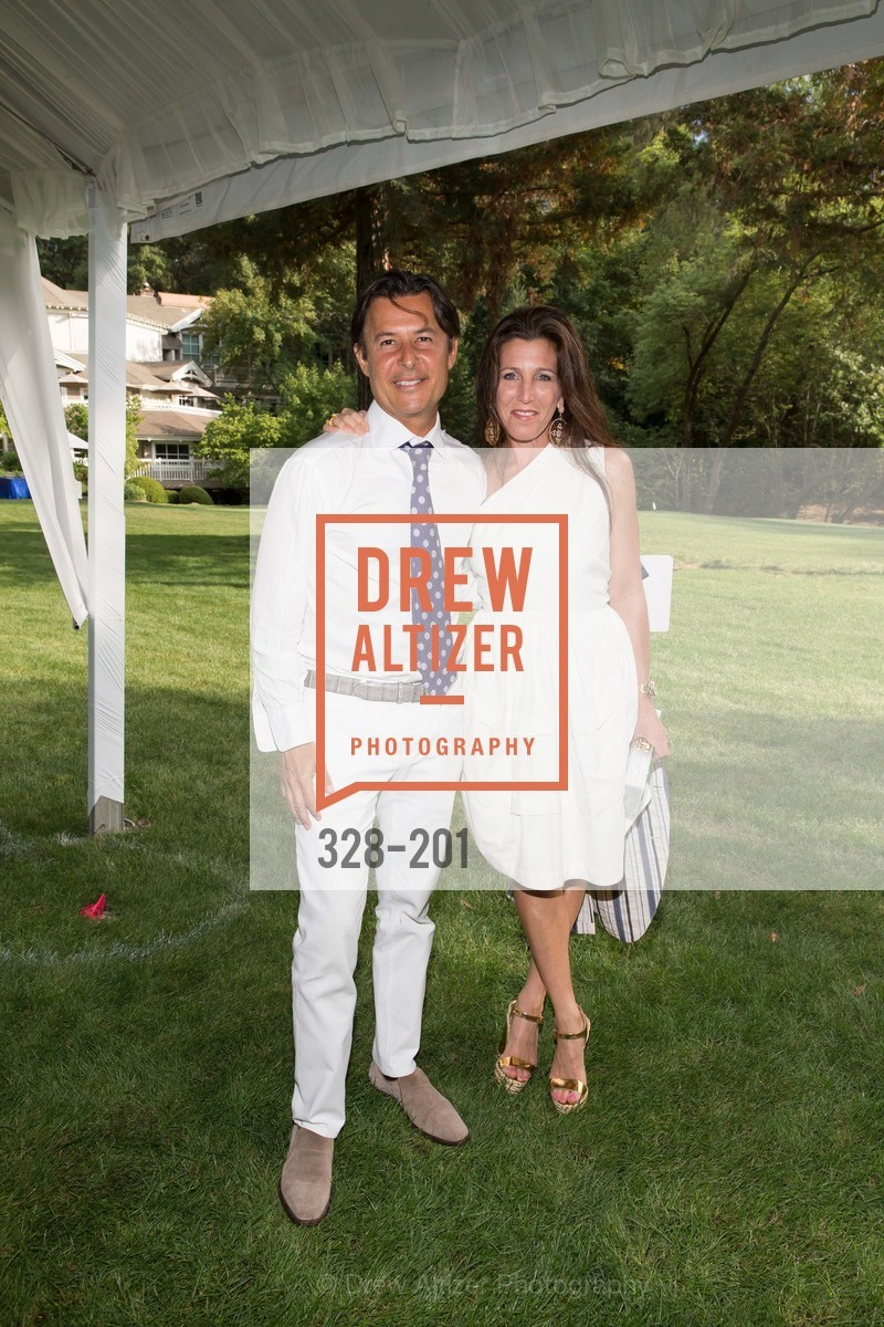 Roger Barnett, Sloan Barnett, Festival del Sole Annual Gala at Meadowood Napa Valley, Meadowood Napa Valley. 900 Meadowood Ln, July 19th, 2015,Drew Altizer, Drew Altizer Photography, full-service agency, private events, San Francisco photographer, photographer california