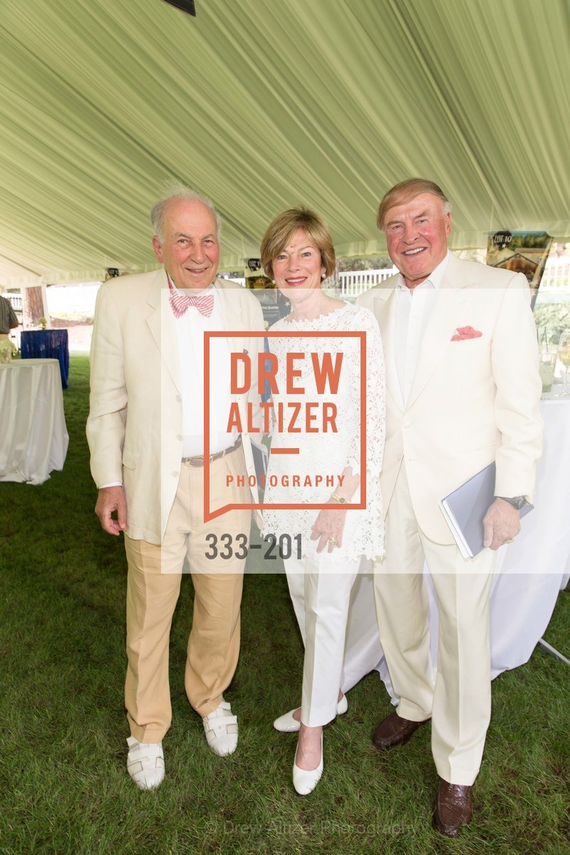 Bob Maier, Pam Kramlich, Dick Kramlich, Festival del Sole Annual Gala at Meadowood Napa Valley, Meadowood Napa Valley. 900 Meadowood Ln, July 19th, 2015,Drew Altizer, Drew Altizer Photography, full-service agency, private events, San Francisco photographer, photographer california