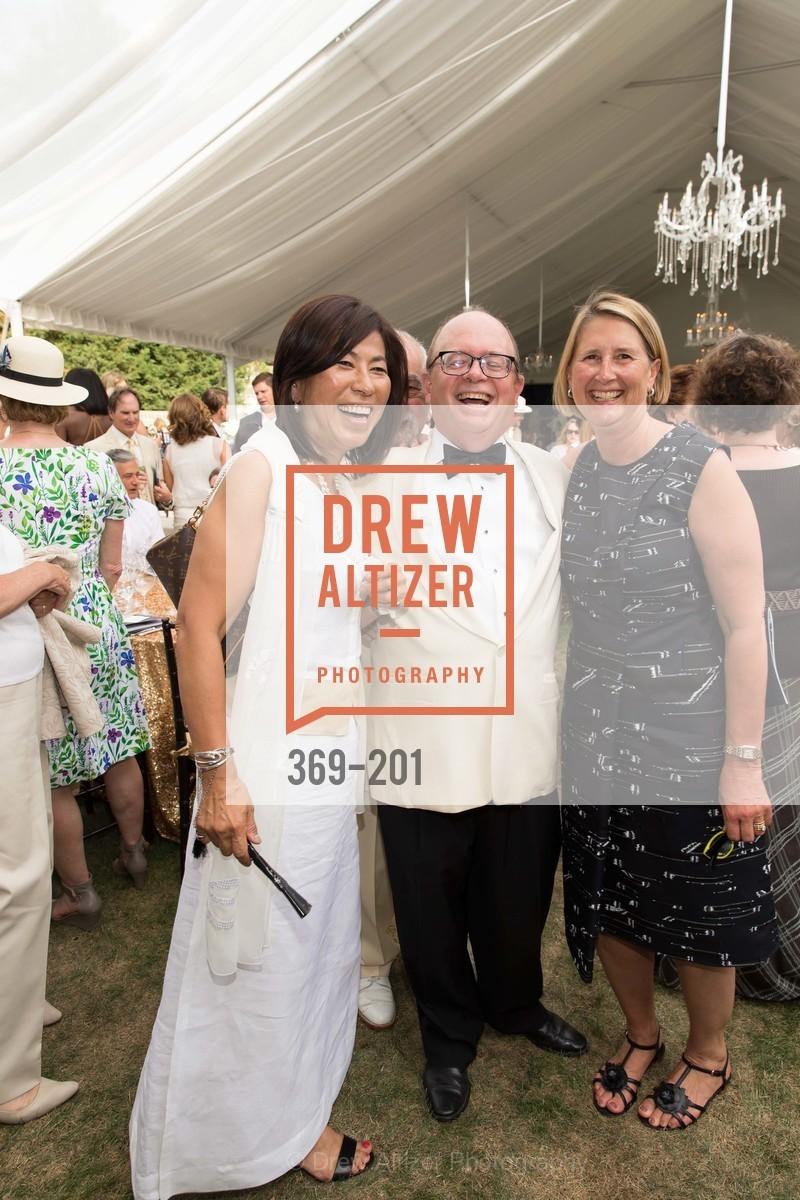 Naoko Dalla Valle, Fritz Hatton, Prisca Geeslin, Photo #369-201