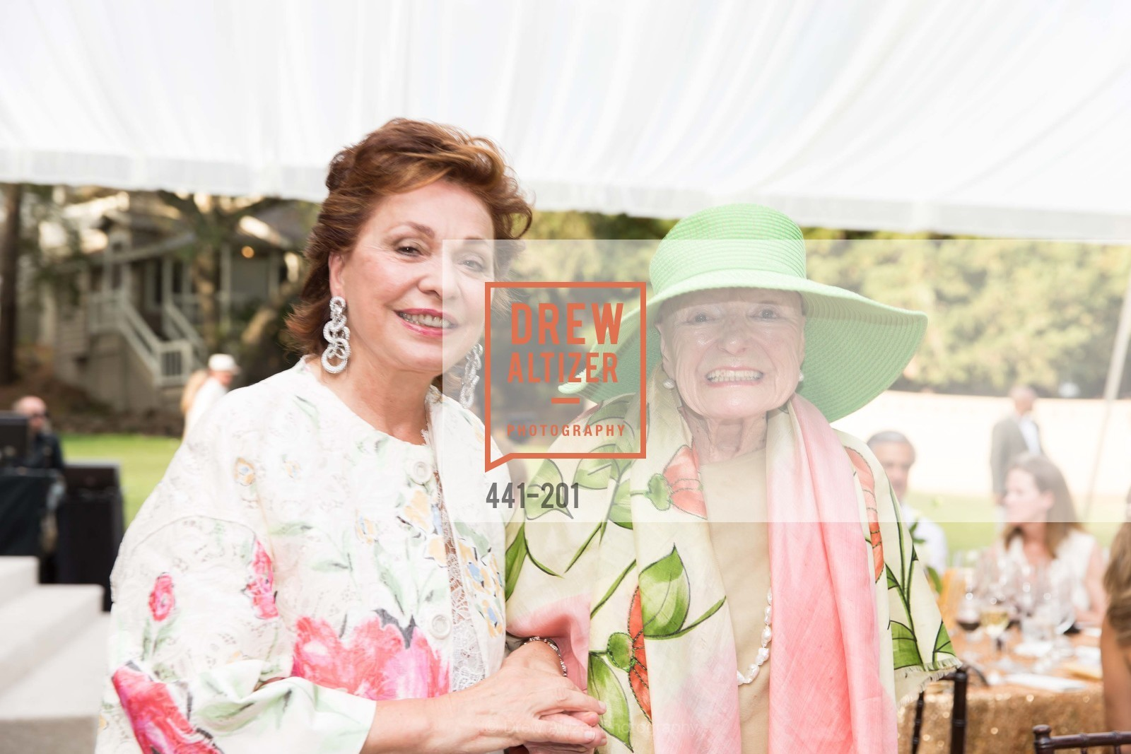 Maria Manetti Shrem, Margrit Mondavi, Festival del Sole Annual Gala at Meadowood Napa Valley, Meadowood Napa Valley. 900 Meadowood Ln, July 19th, 2015,Drew Altizer, Drew Altizer Photography, full-service event agency, private events, San Francisco photographer, photographer California