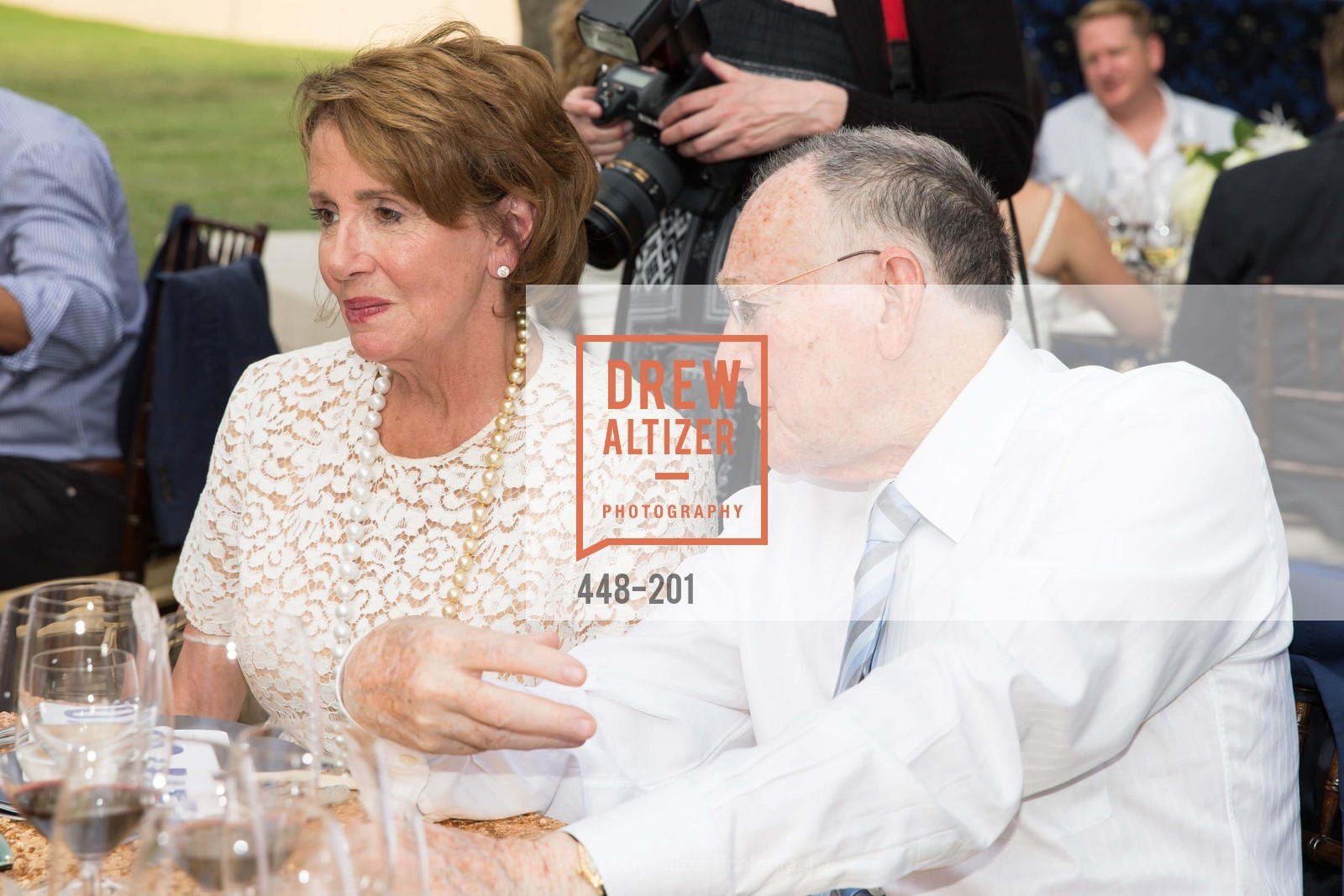 Nancy Pelosi, Jan Shrem, Festival del Sole Annual Gala at Meadowood Napa Valley, Meadowood Napa Valley. 900 Meadowood Ln, July 19th, 2015,Drew Altizer, Drew Altizer Photography, full-service agency, private events, San Francisco photographer, photographer california