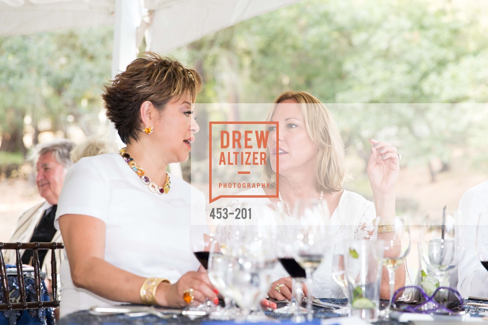 Rosalina Lydster, Denise Zanze, Festival del Sole Annual Gala at Meadowood Napa Valley, Meadowood Napa Valley. 900 Meadowood Ln, July 19th, 2015,Drew Altizer, Drew Altizer Photography, full-service agency, private events, San Francisco photographer, photographer california