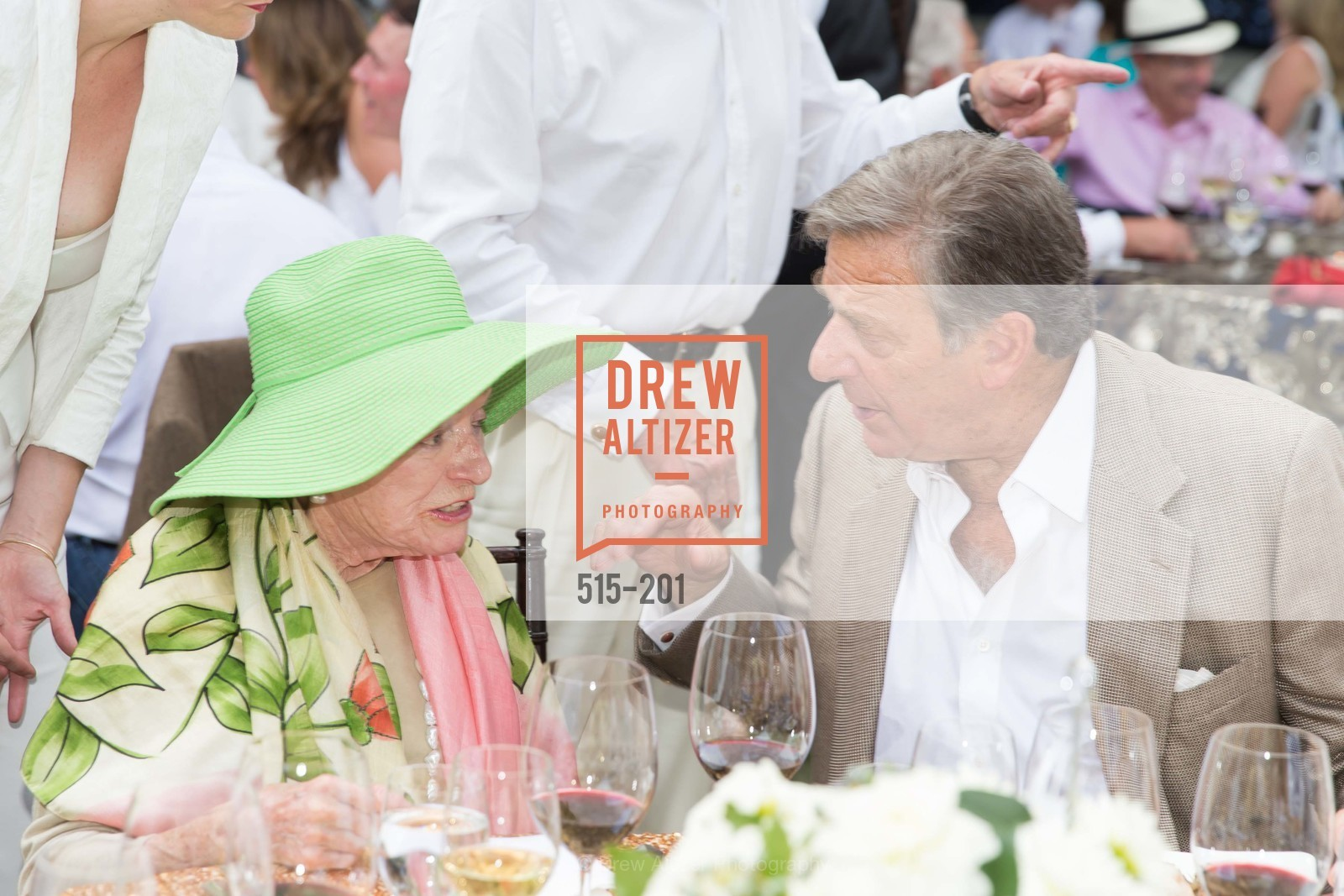 Margrit Mondavi, Paul Pelosi, Festival del Sole Annual Gala at Meadowood Napa Valley, Meadowood Napa Valley. 900 Meadowood Ln, July 19th, 2015,Drew Altizer, Drew Altizer Photography, full-service agency, private events, San Francisco photographer, photographer california