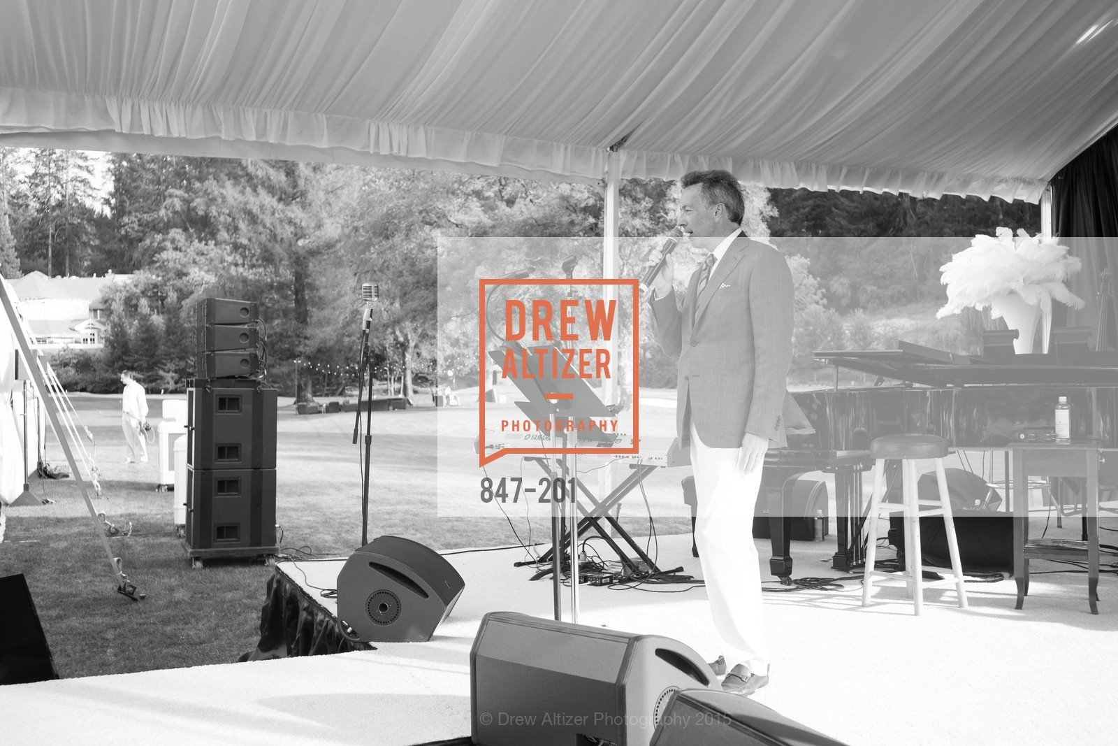 Rick Walker, Festival del Sole Annual Gala at Meadowood Napa Valley, Meadowood Napa Valley. 900 Meadowood Ln, July 19th, 2015