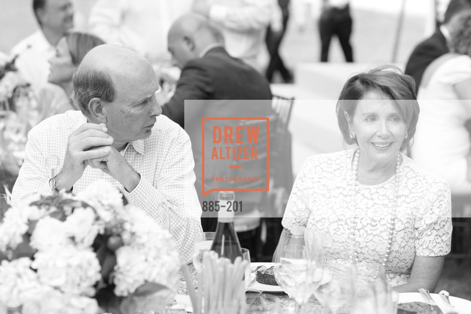 Keith Geeslin, Nancy Pelosi, Festival del Sole Annual Gala at Meadowood Napa Valley, Meadowood Napa Valley. 900 Meadowood Ln, July 19th, 2015,Drew Altizer, Drew Altizer Photography, full-service agency, private events, San Francisco photographer, photographer california