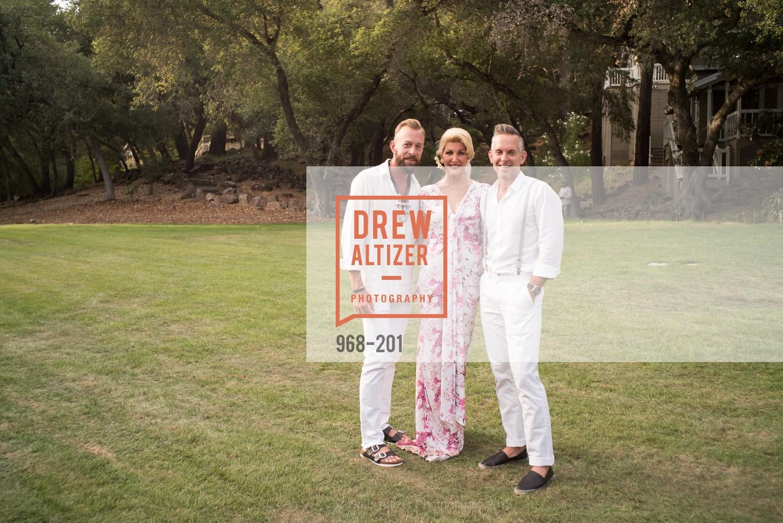 Michael Purdy, Karen Caldwell, Jay Jeffers, Photo #968-201