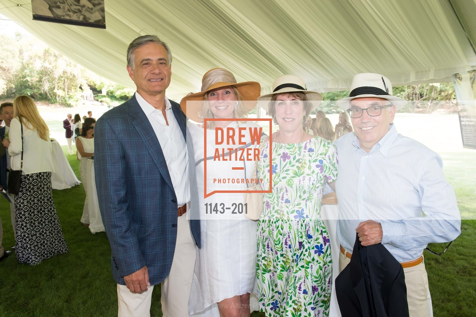 Michael Cavarrubias, Kathleen McIntyre, Susan Kroll, Mark Kroll, Festival del Sole Annual Gala at Meadowood Napa Valley, Meadowood Napa Valley. 900 Meadowood Ln, July 19th, 2015,Drew Altizer, Drew Altizer Photography, full-service agency, private events, San Francisco photographer, photographer california