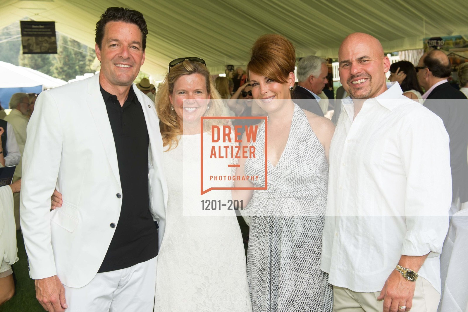 Dave Hoffman, Heather Hoffman, Michelle Smith, Jerry Smith, Festival del Sole Annual Gala at Meadowood Napa Valley, Meadowood Napa Valley. 900 Meadowood Ln, July 19th, 2015,Drew Altizer, Drew Altizer Photography, full-service agency, private events, San Francisco photographer, photographer california