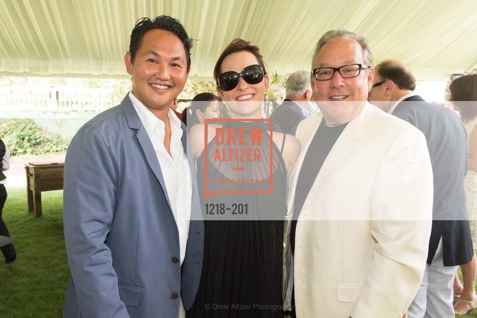 Daniel Hong, Kimberly Jones, Mark Quilido, Photo #1218-201