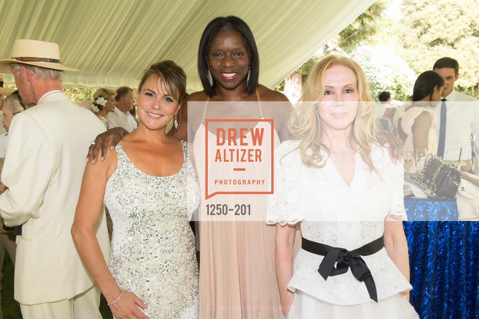 Teresa Rodriguez, Kelly Carter, Sophie Azouaou, Festival del Sole Annual Gala at Meadowood Napa Valley, Meadowood Napa Valley. 900 Meadowood Ln, July 19th, 2015,Drew Altizer, Drew Altizer Photography, full-service agency, private events, San Francisco photographer, photographer california