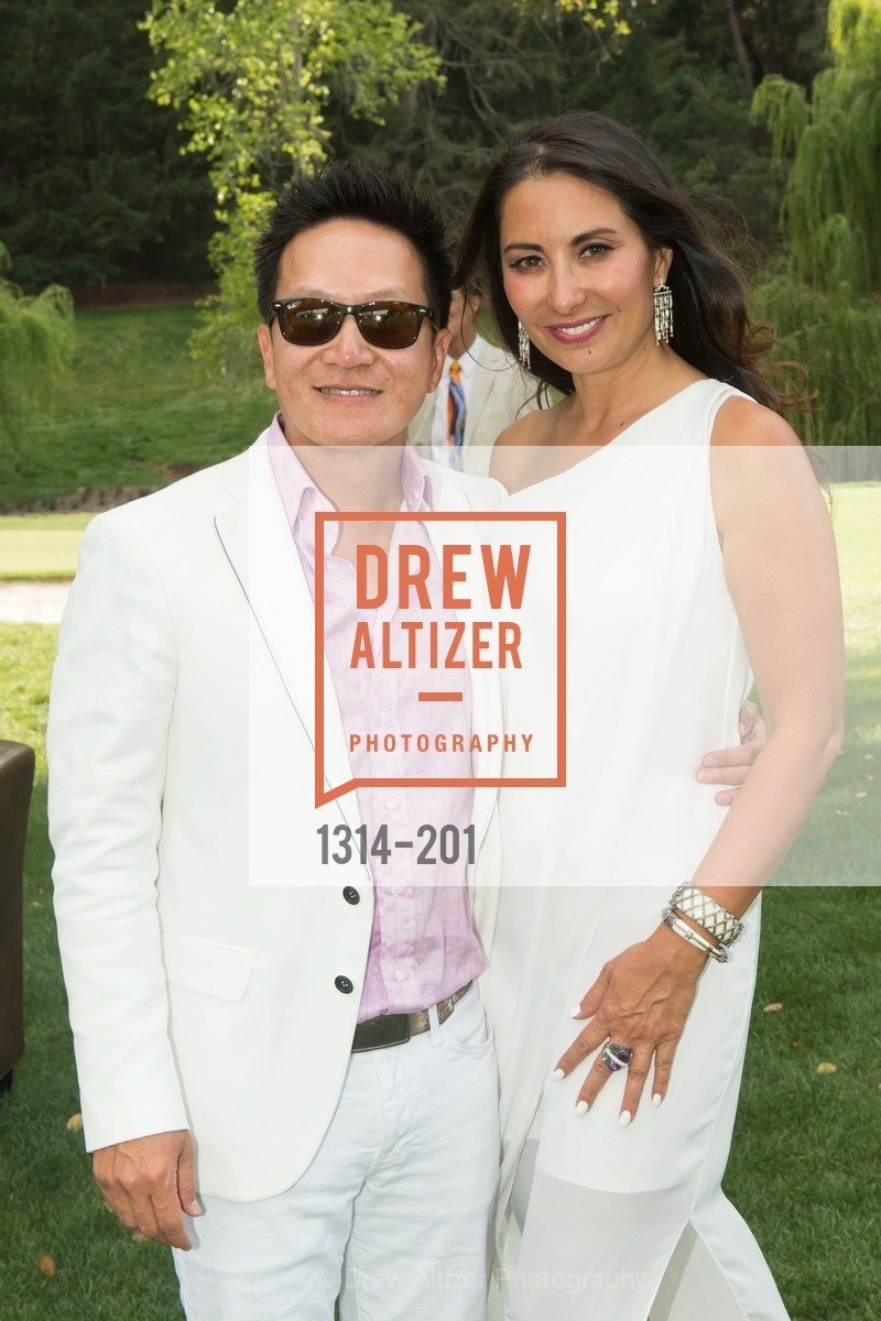 Thang Tran, Rosalie Cartwright, Festival del Sole Annual Gala at Meadowood Napa Valley, Meadowood Napa Valley. 900 Meadowood Ln, July 19th, 2015,Drew Altizer, Drew Altizer Photography, full-service agency, private events, San Francisco photographer, photographer california