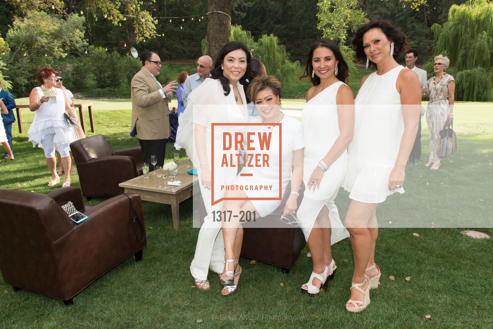 Rosalina Lydster, Rosalie Cartwright, Francein Hansen, Festival del Sole Annual Gala at Meadowood Napa Valley, Meadowood Napa Valley. 900 Meadowood Ln, July 19th, 2015,Drew Altizer, Drew Altizer Photography, full-service agency, private events, San Francisco photographer, photographer california