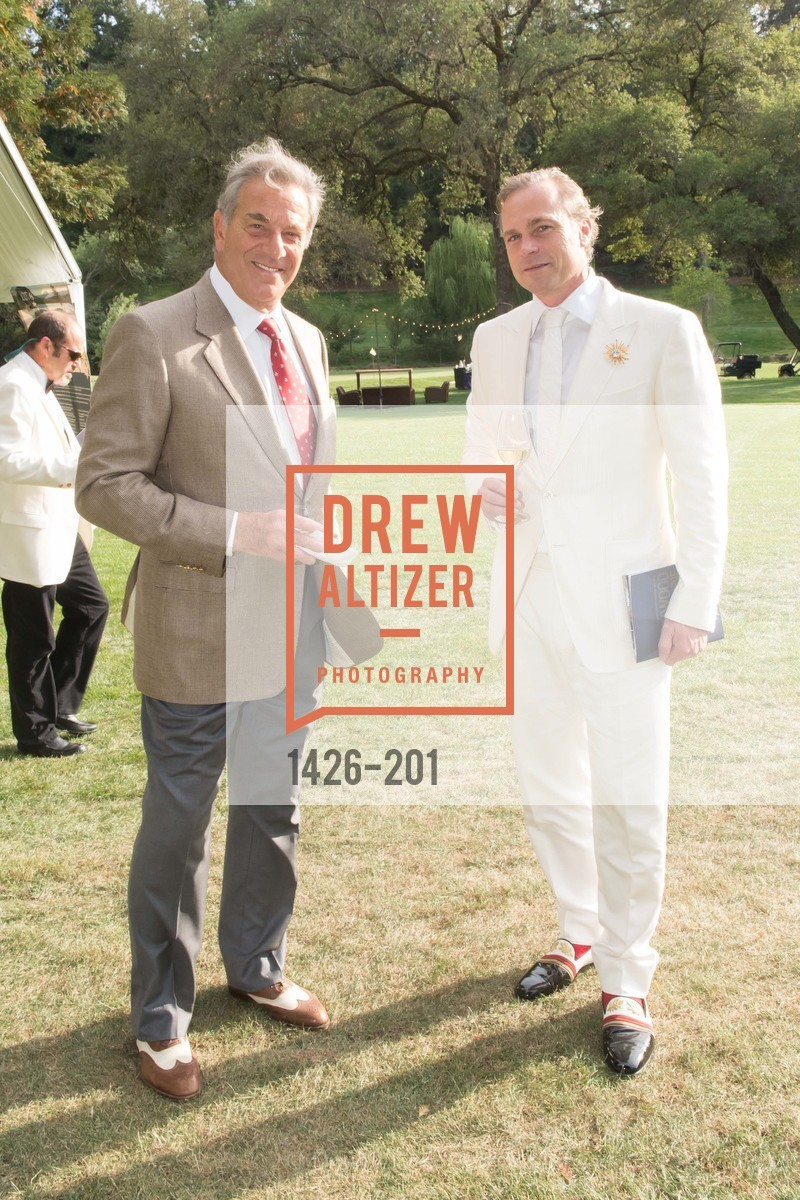 Paul Pelosi, Jean-Charles Boisset, Festival del Sole Annual Gala at Meadowood Napa Valley, Meadowood Napa Valley. 900 Meadowood Ln, July 19th, 2015,Drew Altizer, Drew Altizer Photography, full-service agency, private events, San Francisco photographer, photographer california