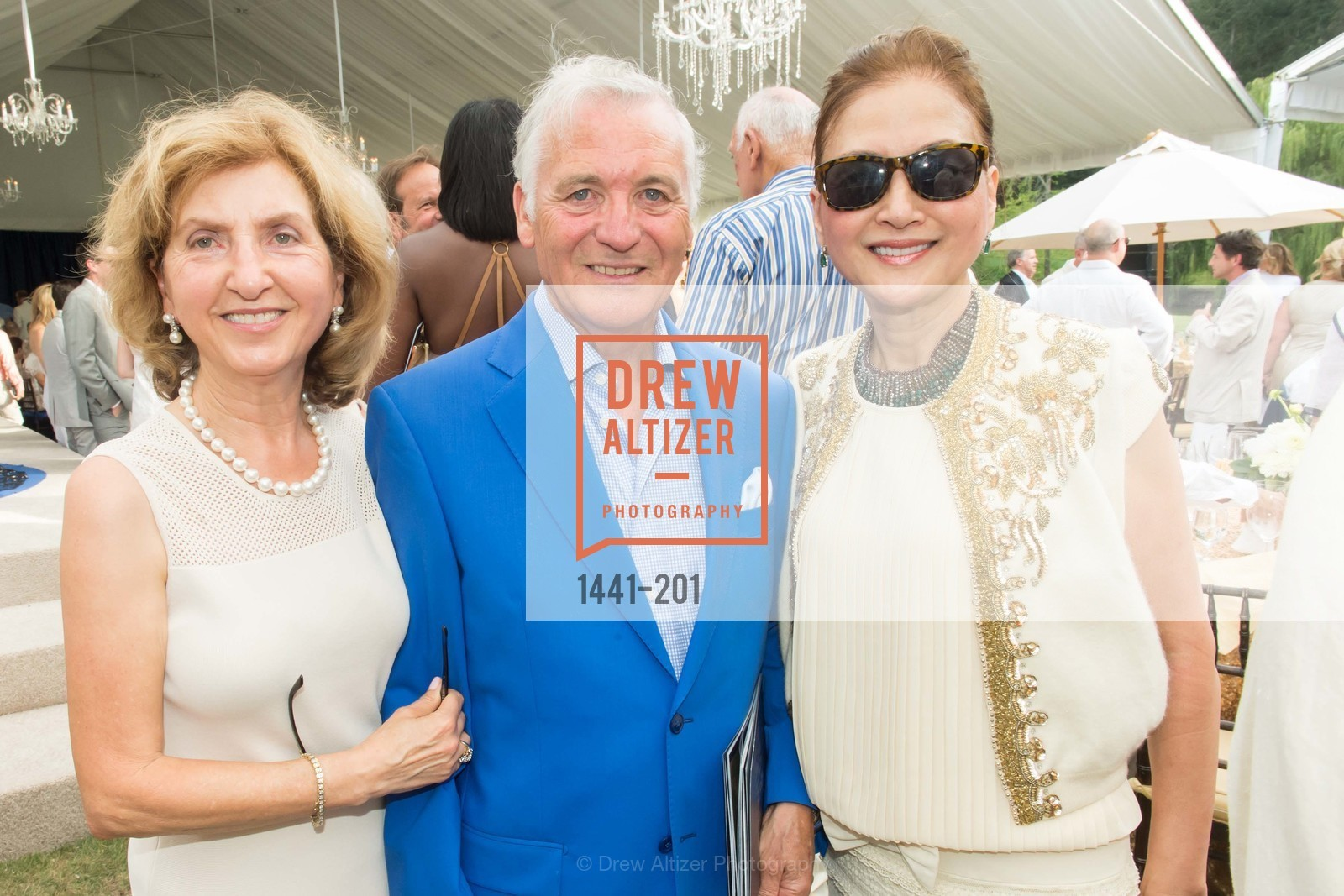 Rita Castellucci, Antonio Castellucci, Olivia Decker, Festival del Sole Annual Gala at Meadowood Napa Valley, Meadowood Napa Valley. 900 Meadowood Ln, July 19th, 2015,Drew Altizer, Drew Altizer Photography, full-service agency, private events, San Francisco photographer, photographer california