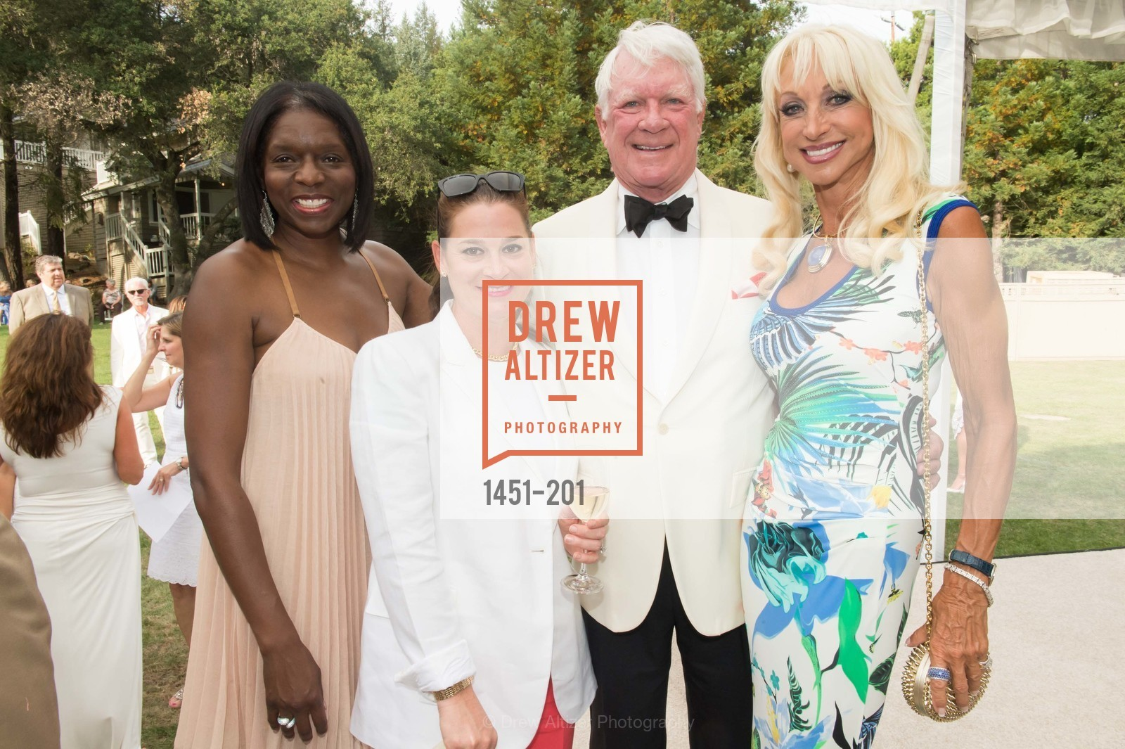 Kelly Carter, Claire Stull, Alton Irby, Daru Kawalkowsi, Festival del Sole Annual Gala at Meadowood Napa Valley, Meadowood Napa Valley. 900 Meadowood Ln, July 19th, 2015,Drew Altizer, Drew Altizer Photography, full-service agency, private events, San Francisco photographer, photographer california