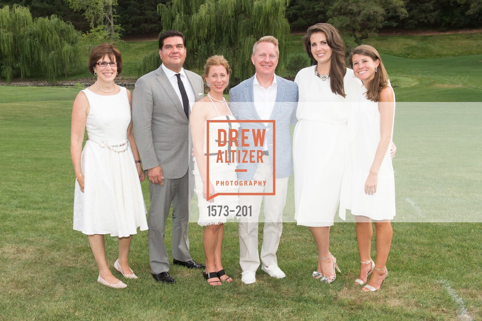 Terri Mino, Eric Rodriguez, Noelle von Tesmar, Jamie Broadhurst, Meghan Murray, Maggie Koenig, Festival del Sole Annual Gala at Meadowood Napa Valley, Meadowood Napa Valley. 900 Meadowood Ln, July 19th, 2015,Drew Altizer, Drew Altizer Photography, full-service agency, private events, San Francisco photographer, photographer california