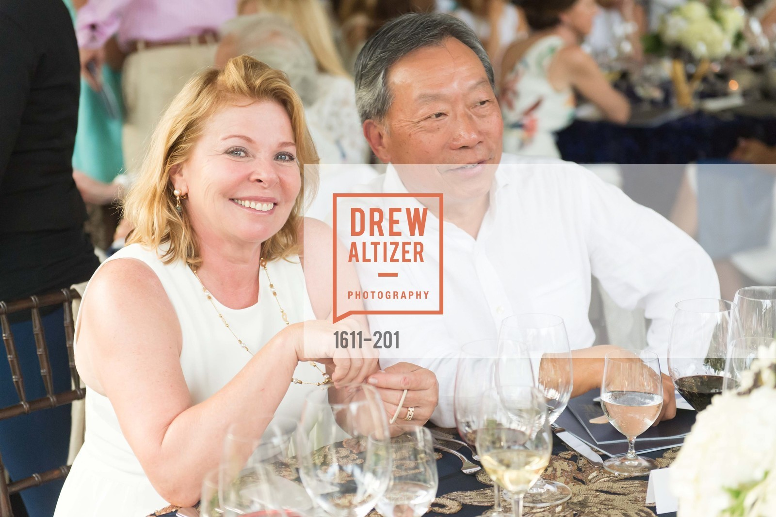 Jane Wolf, Stanley Cheng, Festival del Sole Annual Gala at Meadowood Napa Valley, Meadowood Napa Valley. 900 Meadowood Ln, July 19th, 2015