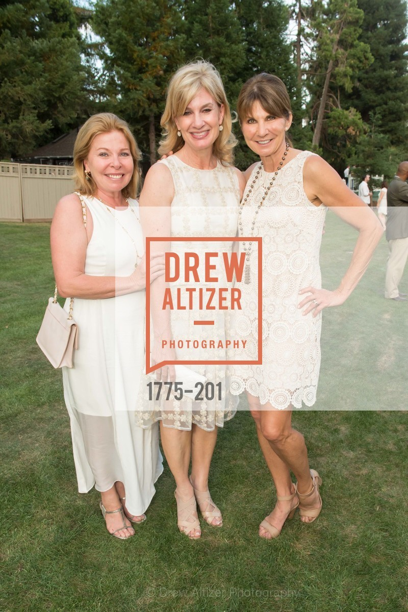 Jane Wolf, Karen Walker, Christine Skreides, Festival del Sole Annual Gala at Meadowood Napa Valley, Meadowood Napa Valley. 900 Meadowood Ln, July 19th, 2015,Drew Altizer, Drew Altizer Photography, full-service agency, private events, San Francisco photographer, photographer california