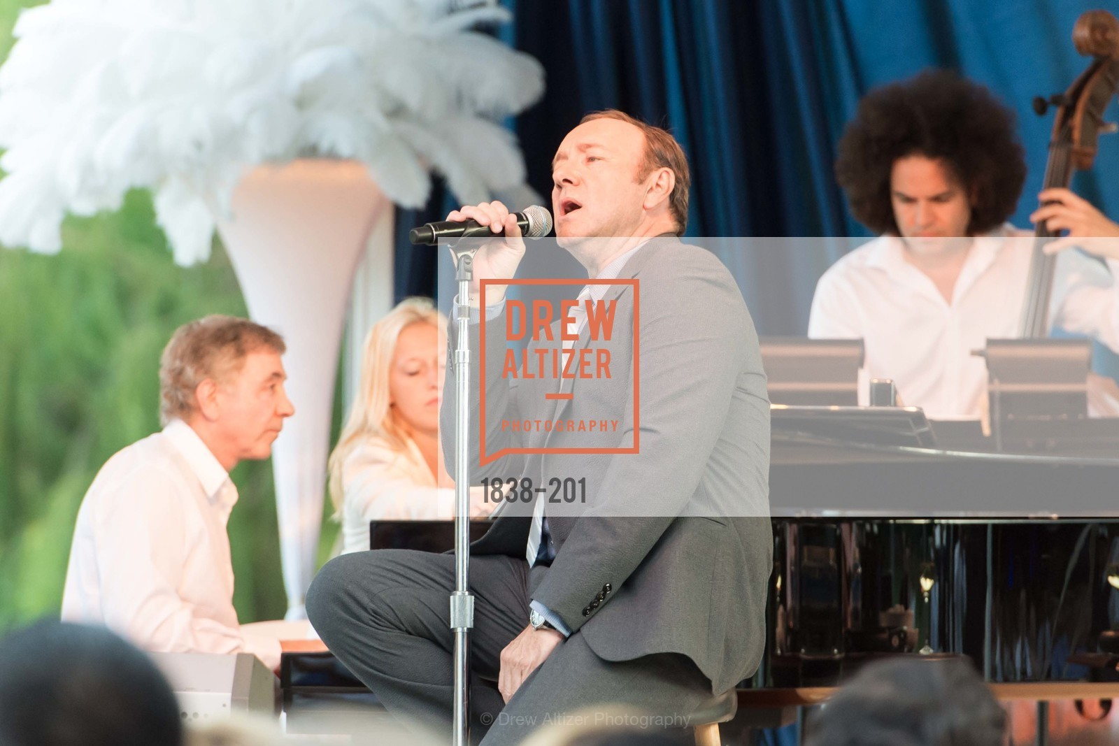 Kevin Spacey, Festival del Sole Annual Gala at Meadowood Napa Valley, Meadowood Napa Valley. 900 Meadowood Ln, July 19th, 2015