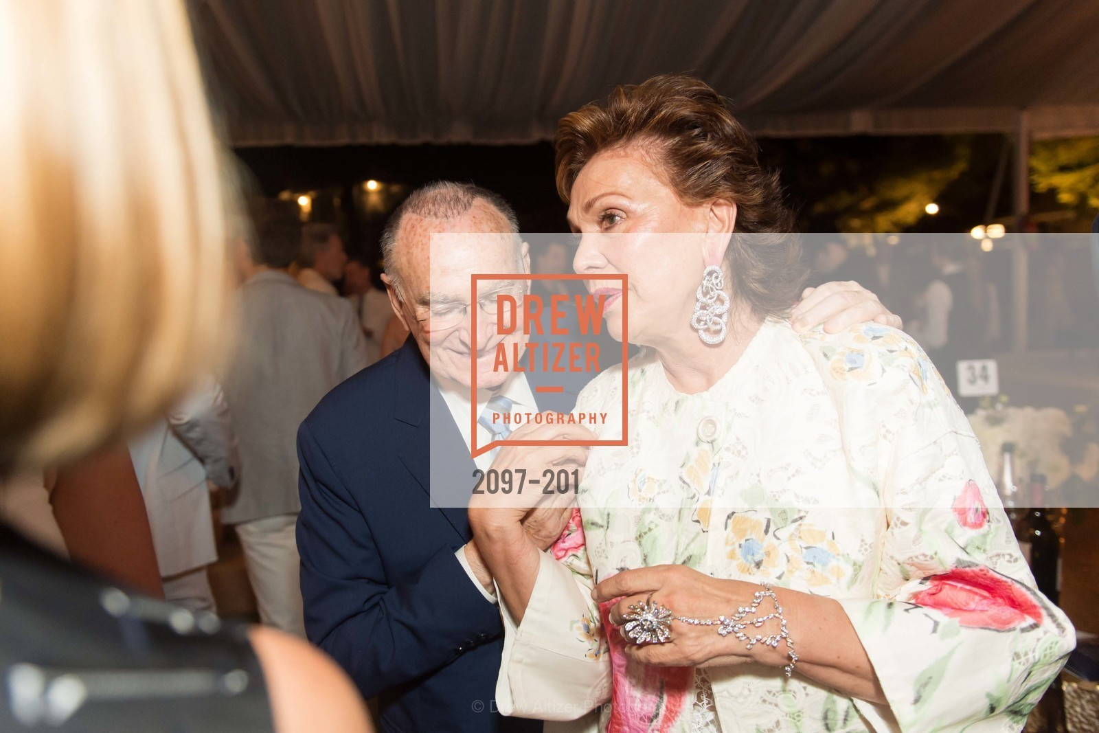 Jean-Charles Boisset, Maria Manetti Shrem, Festival del Sole Annual Gala at Meadowood Napa Valley, Meadowood Napa Valley. 900 Meadowood Ln, July 19th, 2015