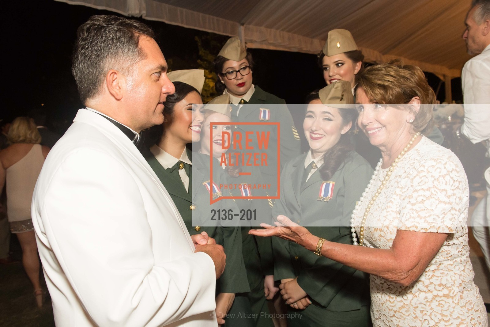 Mark Teeters, Nancy Pelosi, Festival del Sole Annual Gala at Meadowood Napa Valley, Meadowood Napa Valley. 900 Meadowood Ln, July 19th, 2015,Drew Altizer, Drew Altizer Photography, full-service agency, private events, San Francisco photographer, photographer california